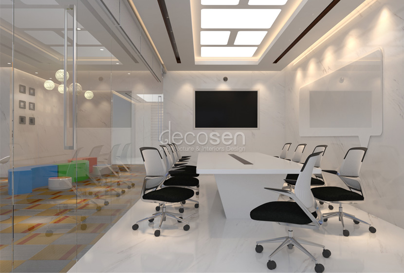 Union Media Group Office Design